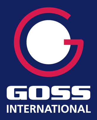 Trade Show Live Presenter Goss International Logo