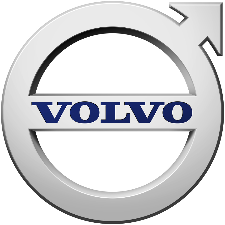 Trade Show Live Presenter Volvo Logo